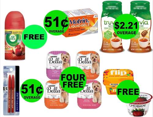 FREEbie Time: Get $3.23 in OVERAGE, SEVEN (7!) FREEbies & TWELVE (12!) Deals $0.69 Each or Less at Publix! (Sneak Peek) Publix Coupon Matchups 2/8 – 2/14 3/22 – 3/31 (or 3/21 – 3/31)