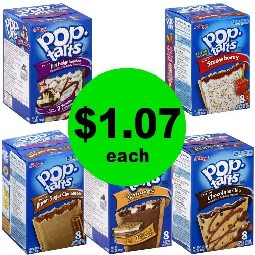 Kellogg's Pop-Tarts are Only $1.07 Each at Publix! (Ends 3/13 or 3/14)