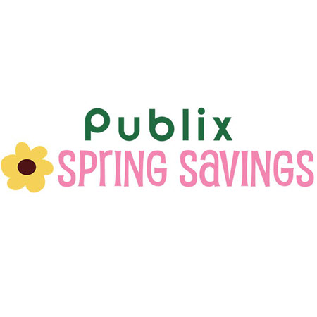 Publix Spring Savings Coupon Booklet & Printables! (Valid 3/23 – 4/22)