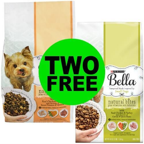 Sneak Peek Publix Deal: (2) FREE Bella Dog Food Bags! (6/3-6/16 Or 6/4-6/17)
