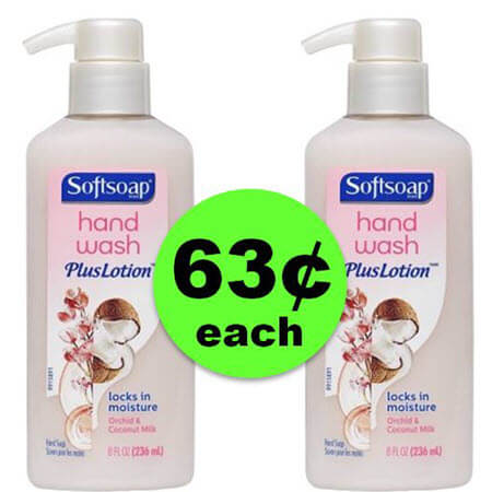 Stay Clean with 63¢ Softsoap Hand Soap at CVS! (Ends 3/31)