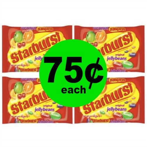 Need More Candy for Easter? Go Grab 75¢ Starburst Jellybeans at Publix! (Ends 3/31)