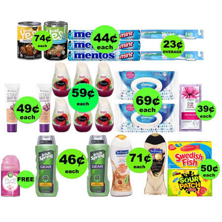 Say Yay for Eight (8) Deals 50¢ or Less at Walgreens! (Ends 4/14)