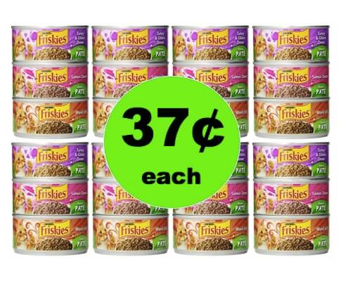 Hey Kitty Mommies! Get Friskies Wet Cat Food Only 37¢ at Winn Dixie! (3/17-3/18)
