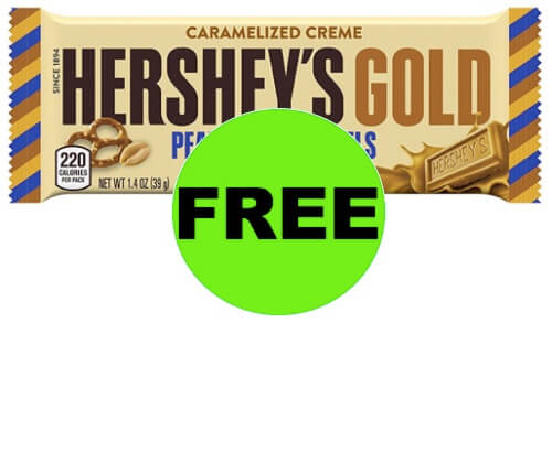 FREE Hershey's Gold Bar at Winn Dixie! (Ends 3/27)