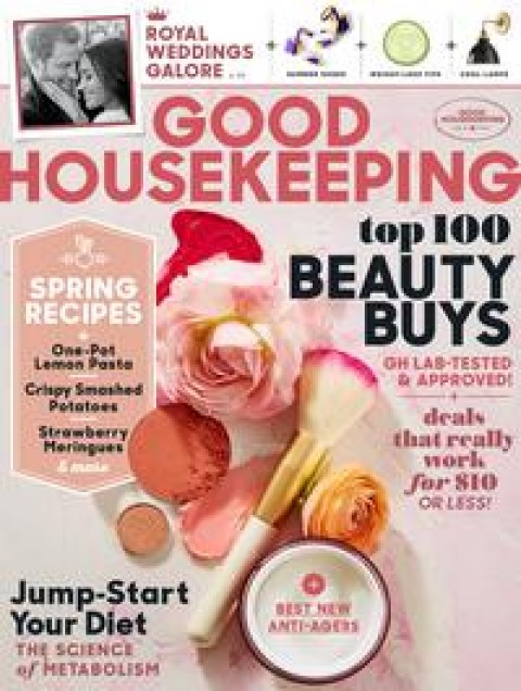 FREE One-Year Subscription to Good Housekeeping Magazine!