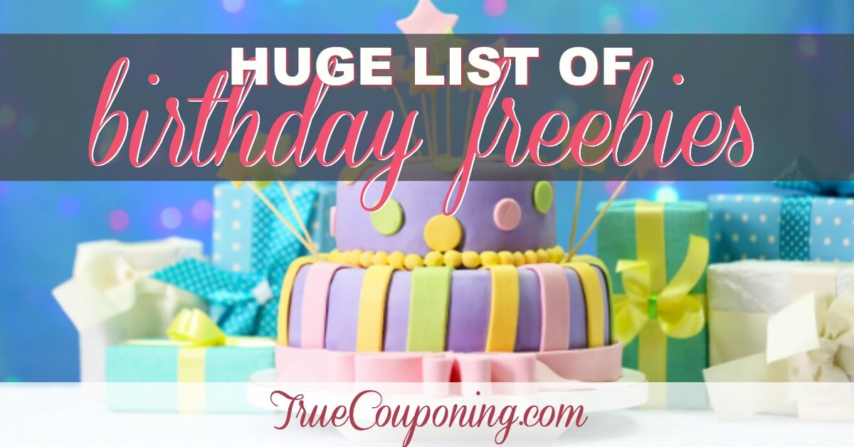 Happy Birthday Restaurant Freebies Eat Free On Your Special Day