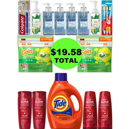 This Week Get Over $70 Worth Of Products For Less Than $20 At CVS! (Ends 4/21)