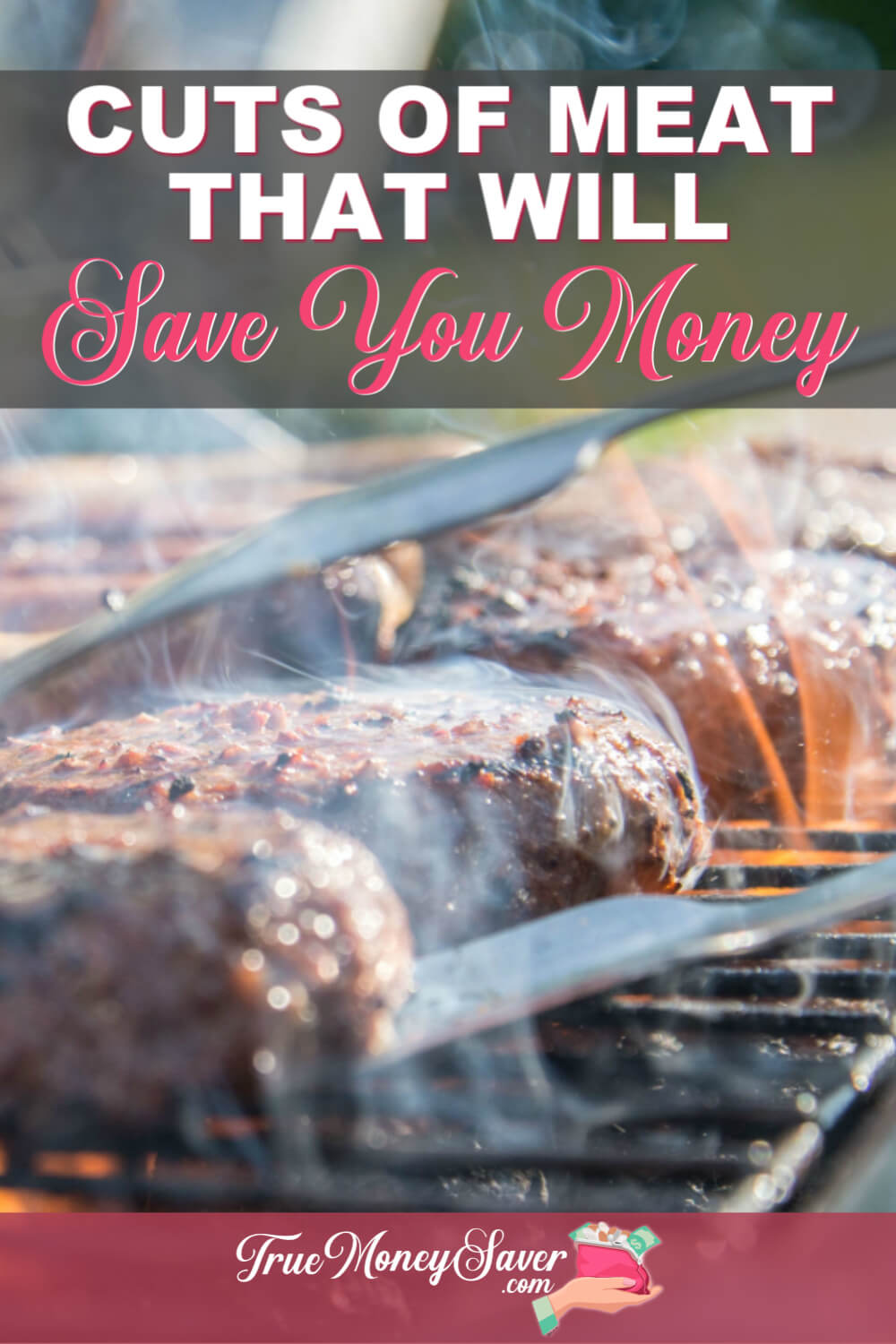 Saving money on your family's meat can be an ongoing challenge. Use these tips to find types of meat that are cheaper, yet keep ALL the flavor! #truemoneysaver #meat #meatballs #meatloaf #meateater #meatlover