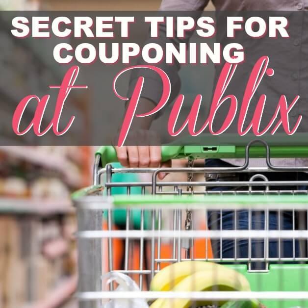 Insider Secrets To Save More Money When You Shop At Publix