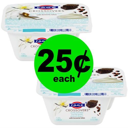 Fage Yogurt Cups, 25¢(After Rebate) at Publix! (4/25-5/1 or 4/26-5/2)