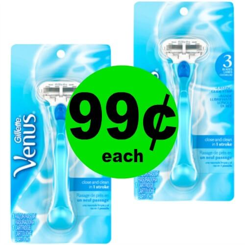 Sneak Peek ? $.99 Venus Razors (Reg. $8.99) At CVS! (6/17-6/23)