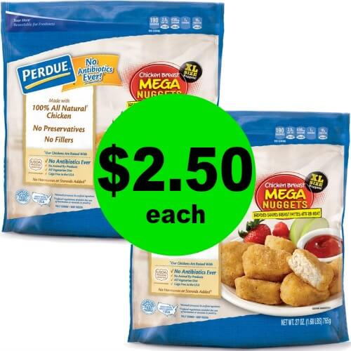 Perdue Chicken Nuggets, $2.50 at Publix! (Ends 4/10 or 4/11)