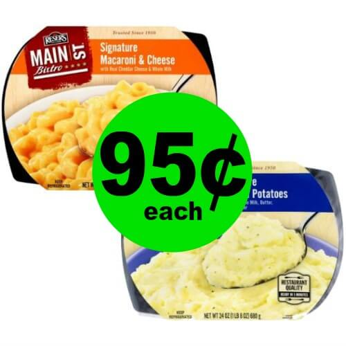Stuck In a Side Dish Rut? Dig Out with 95¢ Reser's Side Dishes at Publix! (4/4-4/10 or 4/5-4/11)