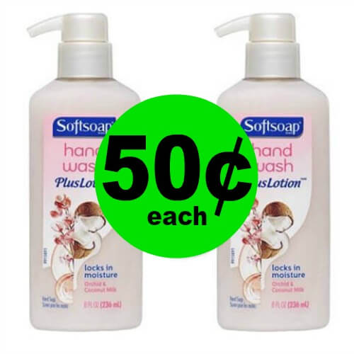 Print for 50¢ Softsoap Hand Soap at CVS! (4/15-4/21)