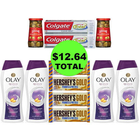 Don't Miss The $31 of Grocery & Personal Care Items At Walgreens For $12.64! (Ends 5/12)