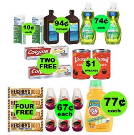 Hey, There Are ? FREEbies at Walgreens! (Ends 5/12)