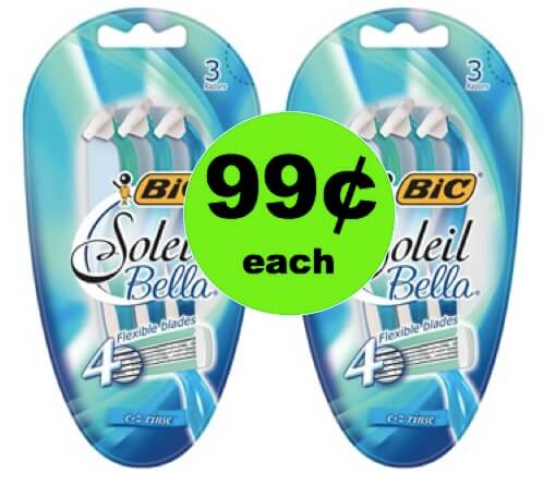 Pick Up 99¢ Bic Disposable Razors at Target (Save $4.50)! (Ends 4/7)