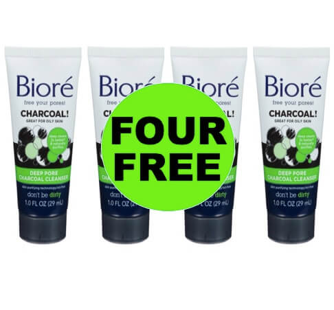 Fox Deal of the Week: FREE Biore Cleanser at Target!