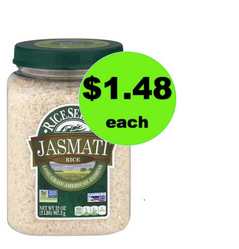 Enjoy $1.48 RiceSelect Jasmati Rice at Walmart (Save $4)!