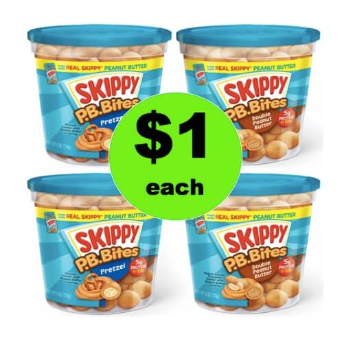 Pack in the Protein with $1 Skippy PB Bites at Winn Dixie! (Ends 4/24)