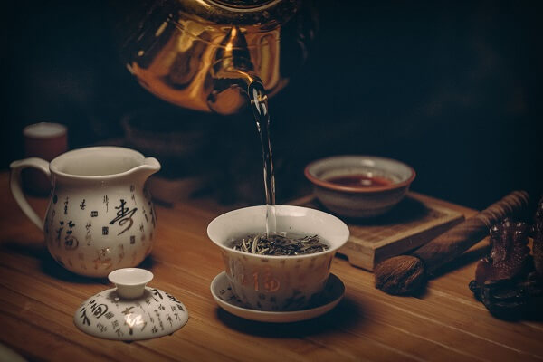 tea recipes for colds
