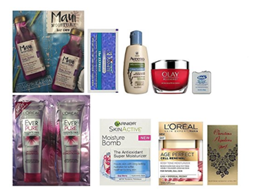 FREE Woman's Daily Beauty Box! {$7.99 Reg.}