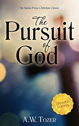 FREE The Pursuit of God eBook!