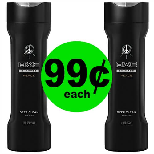 Axe Products As Low as 99¢ Each at Publix! (5/6-5/18)