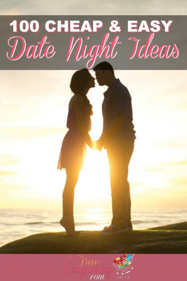 Spice up your marriage with these 100 date night jar ideas. Because dating your spouse is an important part of enriching your marriage. #savings #marriagegoals #truecouponing #debtfree #datenight