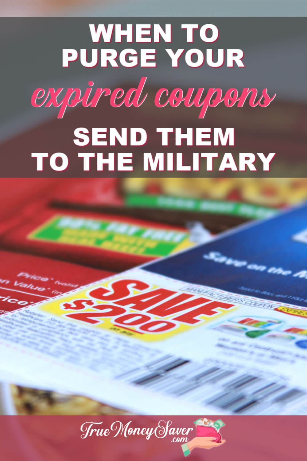expired coupon inserts