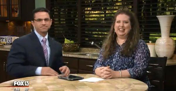 (Video Replay) Fox TV Savings Segment ~ Florida Sales Tax Holiday June 1-7 2018