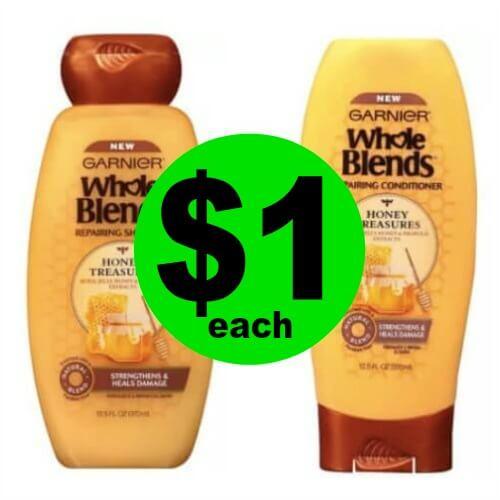 Garnier Whole Blends Hair Care, $1 at CVS! (5/6-5/12)