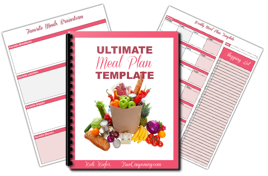FREE Meal Planner Printable!
