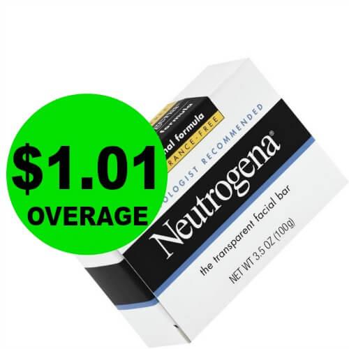 Print For FREEbie + $1.01 Overage Neutrogena Bar at Publix! (5/19 – 6/1)