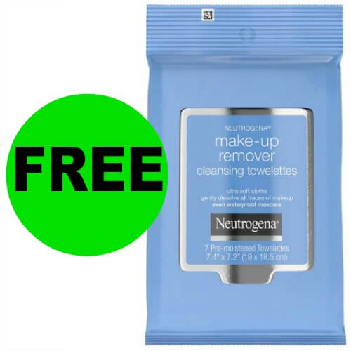 Stay Fresh With 🆓 Neutrogena Wipes At Publix! (5/19-6/1)