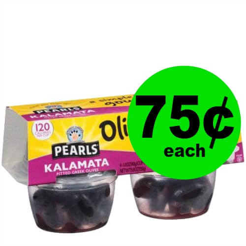 Enjoy Your Snack with 75¢ Pearls Olives To Go at Publix! (5/26-6/8)