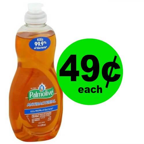 Palmolive, 49¢ at CVS! (Ends 5/12)