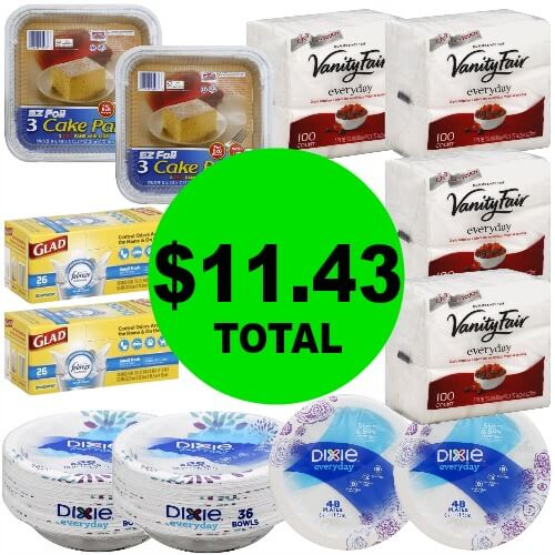 ?Stock Up the Kitchen with 95¢ Plastic & Paper Products at Publix! (Ends 5/29 or 5/30)