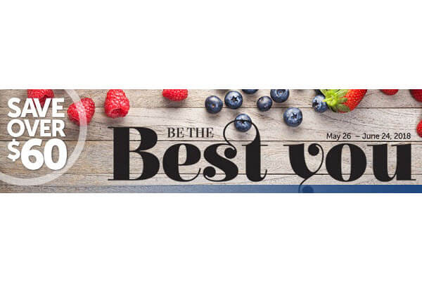 "Publix ""Be The Best You"" Coupon Booklet & Printables! (Valid Through 6/24/18)"