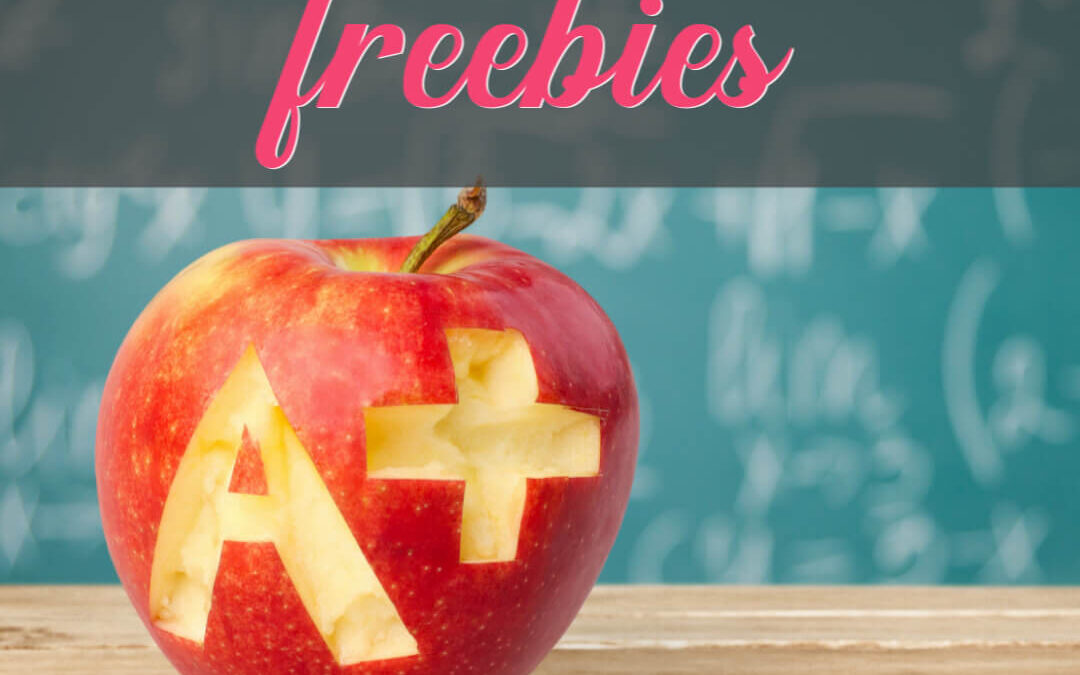 Report Card FREEbies & Rewards For Good Grades!