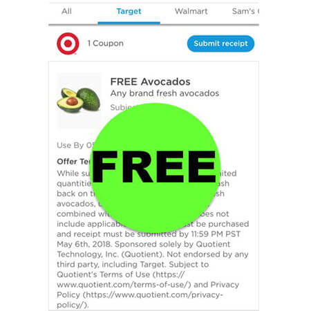 Get Your FREE Fresh Avocados at Target! (Ends 5/7)