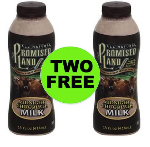 TWO (2!) FREE Bottles of Promised Land Dairy Milk at Walmart! (Ends 5/18)