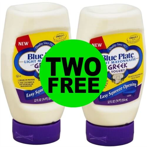 Two FREE Blue Plate Mayo at Publix! (With Ibotta)
