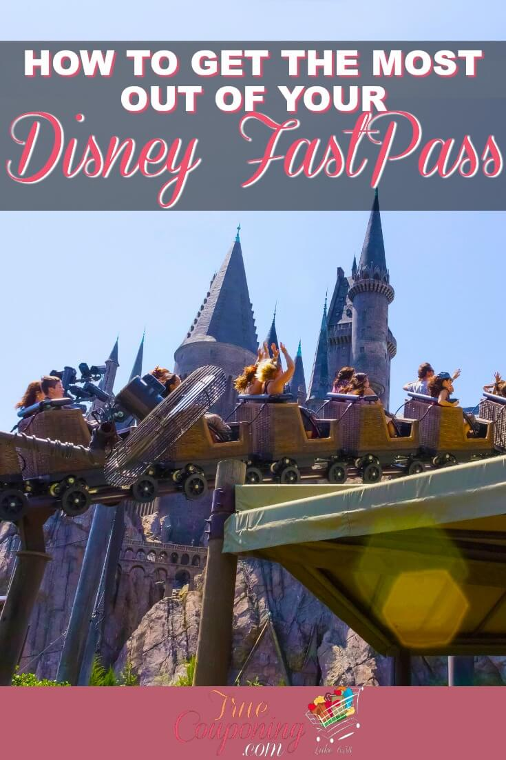 Heading to Disney soon? Don\'t wait to maximize your Disney Fastpasses with these important tips! #truecouponing #disney #familyvacation #fastpass #disneyworld