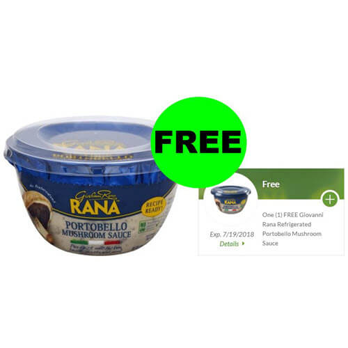 "Publix Deal: ""Clip"" Now For FREE Rana Sauce! (Ends 9/12)"