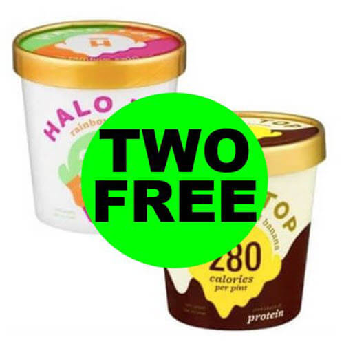 Fox Deal Of The Week: 50¢ Halo Top Ice Cream (Free After Ibotta!) At Publix! Ends 6/26 or 6/27