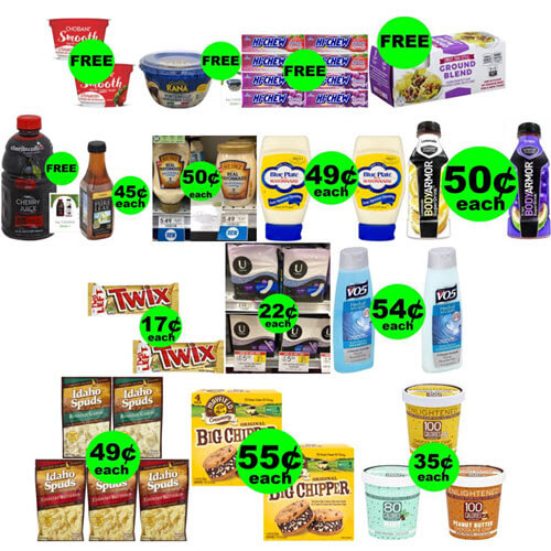 Don't Miss 13 FREEbies 🤗 & 10 New Great Deals At Publix! (Ends 7/17 Or 7/18)