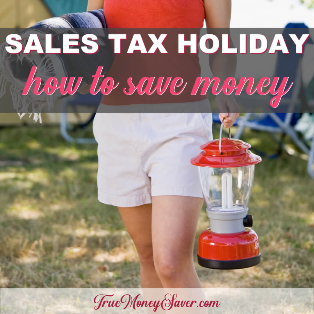 Florida Sales Tax Holiday May 29-June 4, 2020 {Time To Stock Up On Batteries, Flashlights And Candles!}
