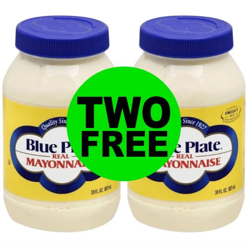 ?Don't Forget Your Two Free (After Ibotta) Blue Plate Mayo At Publix! Ends 6/26 or 6/27